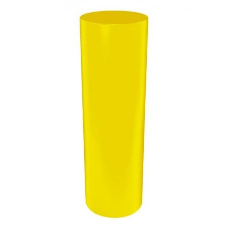 Runde Sockel in Farbe, 100 cm (H) 25 cm (Durchmesser)