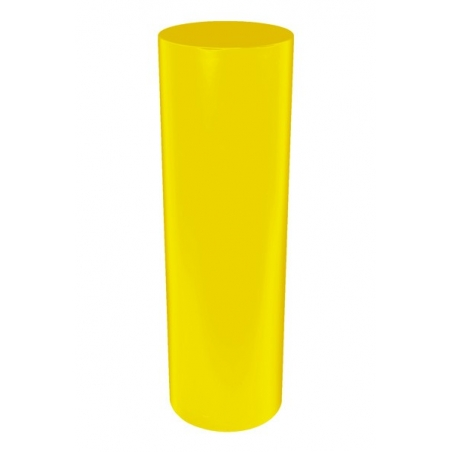 Runde Sockel in Farbe, 100 cm (H) 50 cm (Durchmesser)