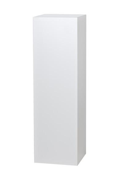Galeriesockel weiß