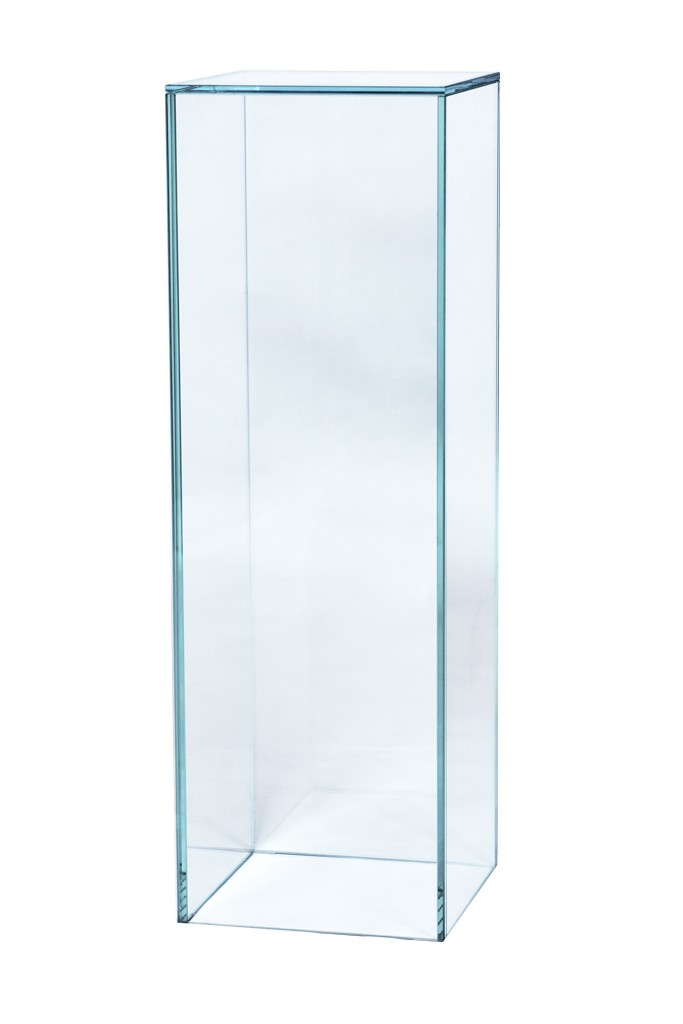 Sockel glas