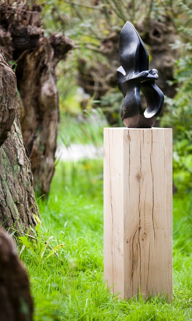 Sockel eichenholz outdoor